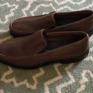 Cole Haan leather loafers new